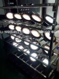 A lâmpada industrial IP65 da iluminação do UFO Highbay de China Waterproof a luz elevada do louro do diodo emissor de luz de 130lm/W Dimmable 240W 200W 160W 150W 100W