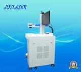 Машина лазера волокна для цветного обозначения на случаях нержавеющей стали/телефона