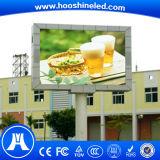 Longa vida útil P6 SMD3535 Piscina publicidade comercial Exibir