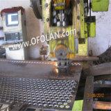 strato di perforazione di titanio della maglia del filtro dal foro rotondo di 10.0mm