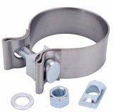 Fascetta stringituba resistente di pressione di /High del morsetto di tubo dell'acciaio inossidabile