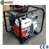 Alimentato dal motore di benzina 6.5HP la pompa ad acqua della benzina da 2 pollici