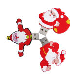 Mecanismo impulsor al por mayor de la pluma del USB del regalo de la Navidad del mecanismo impulsor del flash del USB del perro
