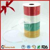 Ruban de curling imprimé multicolore en relief pour emballage pour sacs de nourriture pour chien