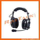 Communication filaire style bandeau Anti-Noise CASQUE DE COMMUNICATION