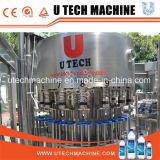 Máquina de enchimento de alta velocidade da água de frasco do animal de estimação