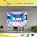 P4 écran LED de la publicité à l'intérieur