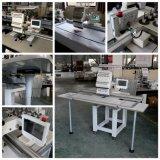 Ho1501L escogen precio de fábrica automatizado casero plano de máquina del bordado del casquillo de la talla grande principal
