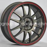 F9837 bordas da roda da liga do carro da roda 20X9.5 21X10.0 para Porsche