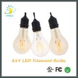 Stoele A19 5W Tea Color LED Ampoules Edison Style