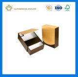 서류상 선물 상자를 미끄러지는 특별한 모양 (서랍에)
