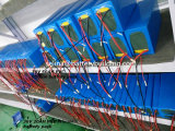 nachladbare Lithium-Batterie der 36V 20ah Kurbelgehäuse-Belüftung Li-Ionbatterie-36V für Skateboard