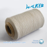 Il commercio all'ingrosso ha tinto il filo di cotone (mescolato) riciclato