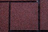 Azulejo de goma al aire libre del Decking del suelo SBR de DIY que se enclavija con los estándares de RoHS