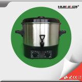 De nieuwe Inblikkende Pot die van het Ontwerp 16L Kooktoestel bewaren