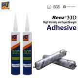 Sealant стекла PU Renz30d одного компонентный