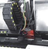 대만 Tailstock를 가진 선형 홈 기울기 침대 선반 기계를 가진 시멘스 828d CNC 선반
