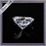 Wholsale Price Vvs E / F Color Radiant Cut Moissanite Stones pour Fashion Necklace