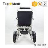 熱い販売! 折る軽量の電力の車椅子
