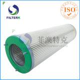 Filterk plissé du filtre à l'éliminateur de poussière en polyester avec 3 vis