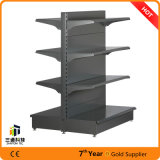 Gôndola laterais dobro do Shelving