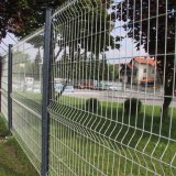 Pfirsich-Pfosten-Sicherheits-Maschendraht-Zaun