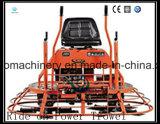 Ökonomischer Typ Beton Reiten-auf EnergieTrowel Gyp-830 mit Motor Gx390