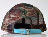 Плоское изготовление шлема сетки шлема водителя грузовика Brim в Китае