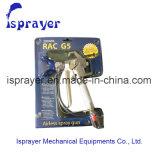 Injetor de pulverizador mal ventilado de alta pressão da pintura da pintura inoxidável