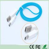 Зарядный кабель USB Micro СИД светлый для мобильного телефона. (CB-168)