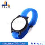 Wristband portátil do nylon RFID para pacotes do aeroporto