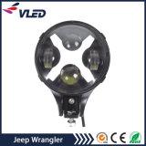 Farol de LED do carro para Jeep Wrangler Faróis Autopeças Farol Jk
