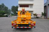 4X2 Jmcの道の障壁のインストールのためのトラックによって取付けられるガードレールのポストドライバー