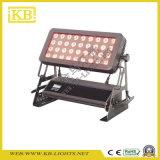 36HP*10W RGBW 4NO1 Sistema de luz LED de exterior