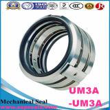 Solución del sello mecánico Um3a-Um3a de Fluliten para peligroso, tóxico, inflamable, alto abrasivo, líquidos gaseosos