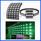 Etapa de la matriz de luz LED DMX 5pcs*30W luz