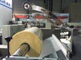 Máquina de estratificação da micro Semi-Auto película para a fábrica pequena