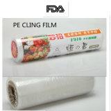 Hot Vente de rouleau de qualité alimentaire de la machine Wrap PE s'accrochent film étirable avec une longue durée de service