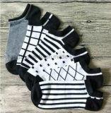 Носок типа отдыха нашивок Black&White просто
