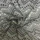 80% Poliamida 20% de tecido de impressão de elastano para roupa de banho
