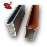 L'alluminio del metallo ha sospeso le mattonelle del soffitto del deflettore di U
