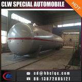 33000kg 80000L Tanque de almacenamiento de gas de agua Tanque de gas horizontal