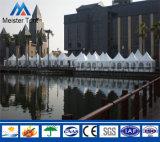tente en aluminium extérieure imperméable à l'eau de pagoda d'usager de 3X3m