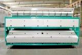 Cer Bescheinigung und Enginners erhältlich Maschinerie-Überseekundendienst-zur Verfügung gestellten kleinen Reis-Farben-Sorter instandhalten