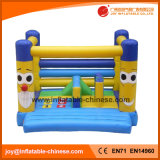 Bouncy Jumping Castle (T2510)ピンクの膨脹可能な結婚式の王女