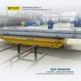 Véhicule de transport de produits métalliques bobines d'acier chariot chargé