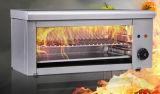 Matériel électrique de cuisine de restaurant de Salamander