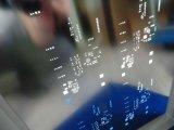 Assemblage de la carte de circuits imprimés électroniques Matériel Stencil Cale en acier inoxydable