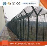 В тюрьмах и военных Anti-Climb 358 высокая стена безопасности