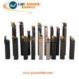 Piezas insertas indexables de la herramienta de corte del carburo cementado para el CNC